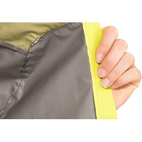 GORE WEAR R7 Partial Gore-Tex Infinium Kamizelka do biegania Kobiety zielony/niebieski